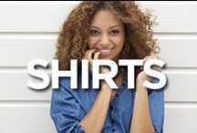 Shirts / by Lucille Roberts | The Women's Gym