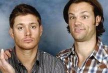 {Geek: Supernatural} / Because this show's...not...natural.