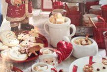 * Hot Chocolate Bar *