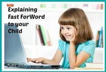 All About Fast ForWord / Information on Fast ForWord, reading and learning software based off of advances in neuroscience and the principles of brain plasticity.   / by Gemm Learning