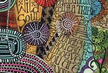 Art Journal / by Marcia Bauerle