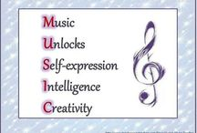 Music quotes / by Dawn Sweeney
