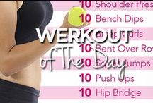 "#LRWerkout of the Day / Not sure what to do at the gym? Do your ""werk""outs need a little oomph? Check out the #LRWerkout of the Day!  We'll be posting the werkout of the day every morning on our social media channels, and in the club at the front desk and free-weight areas.  We want to see you put in werrrrk! Who's ready? / by Lucille Roberts 