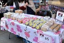 Bake Sale Ideas / by Delores Denton Mobin