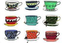 {Food: Tea and Mugs}