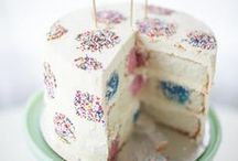{Food: Cakes and Frostings}