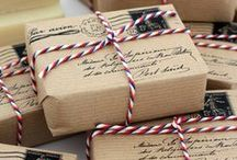 {Crafts: Cards and Wrapping}