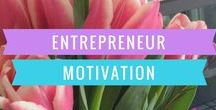 Entrepreneur Motivation / Quotes, inspiration, and tips for women entrepreneurs. Tips for your solo business, along with creative ways to approach entrepreneurship, and how to be an amazing entrepreneur.