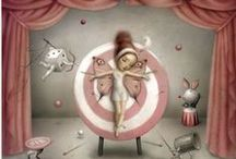 artwork(nicoletta ceccoli)