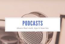 Podcasts / Podcast shows, podcast hosts, lists of great podcasts, and amazing podcast episodes that are my favorite.