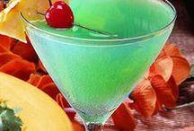 Drinky Dink / Beverages,  cocktails