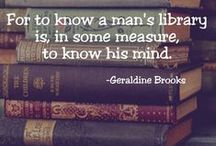 BOOKS / I love everything about reading!