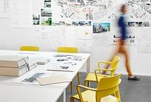 Office Styling / Style inspiration for the workplace