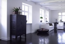 Interior design . Home inspirations / by Zanna Carr