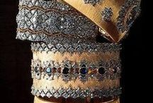 Buccellati. / Buccellati, founded in 1919, is the patriarch of haute Italian jewelry. Based on Via Monte Napoleone since the 1960s, the world-famous brand has cultivated a style all its own, distinguished by the use of refined techniques such as tulle, lace and honeycomb.