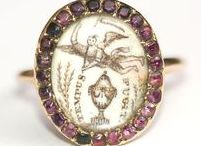Mourning and Memento Mori jewelry / Mourning jewels and Memento Mori jewelry