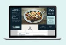 Website Design / Inspiration for the web.