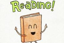 Books / by Jessica Richard
