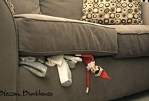 Elf on the Shelf  / by Kathy Clemmer