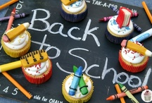 Back to School / Ease the start of another academic year with these back-to-school- themed treats. They're sure to get straight A's from your favorite students.  / by Duncan Hines