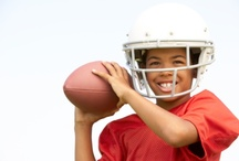 Ready, set, hike! / We're ready for football season! Party ideas, recipes and ways to get your kids into the game. / by Chicago Parent
