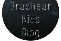 Brashear / Kids crafts and inspiration for and/or by The Brashear Kids blog  www.brashearkids.blogspot.com / by amberZon