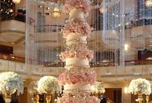 Wedding Cakes & Desserts / by Cindy Salgado Wedding Design & Events