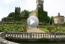 Wedding Venues in Italy / Are you looking for a magical backdrop for your wonderfully romantic wedding in Italy?  Take a look at these amazing wedding venues in Tuscany, Italy. For more information, visit http://www.weddingplannersitaly.com / by Cindy Salgado Wedding Design & Events