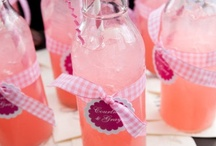 Wedding Cocktail & Drinks / Wedding Cocktail: Here are some cool ideas to add a personal touch to your wedding reception.  / by Cindy Salgado Wedding Design & Events