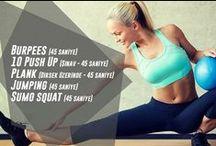 Spor Yapıyoruz / Fitness, sport, fit, work out, train,