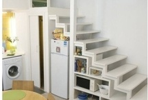 storage ideas / by Lynn Young