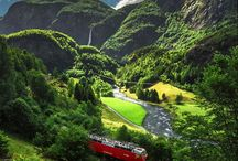 Belgium, Norway / by Bobbi Willmer