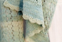 Lacy knit to wear - one color knits