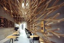 a tale of coffee houses designs / by Aimee Quinn