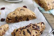 Muffins, Scones, Quick Breads