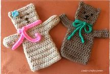 Crochet /  ideas and patterns for crochet and knitting