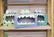 Kid Crafts / More than just a fun activity, crafting is an engaging way to help kids learn about almost anything.  It's also an excellent opportunity to develop fine motor skills, problem solving skills, sequencing, cause-and-effect, turn-taking, and much more.  Follow this board to get crafty with your kids! / by ARK Therapeutic