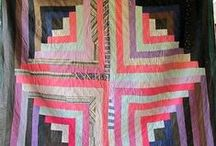 More and more antique or vintage quilts