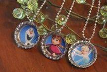 Disney Frozen Ideas / Disney Frozen Birthday Party Ideas #DisneyFrozen #Frozen #Elsa #Olaf #Anna