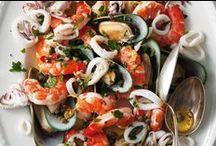 Seafood + Fish / by Natasha Hanna