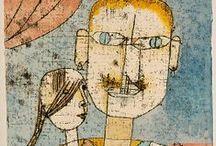 Artist Paul Klee / The art of Paul Klee