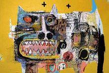 Artist Lyle Carbajal