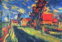 Artist Erich Heckel