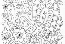 Lovely embroidery patterns