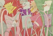 Artist Gladys Nilsson