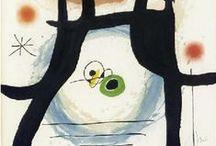 Artist Joan Miró