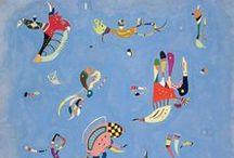 Artist Wassily Kandinsky