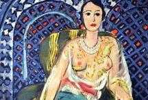 Artist Henri Matisse