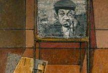 Artist Ruskin Spear