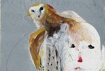 Artist Rick Bartow